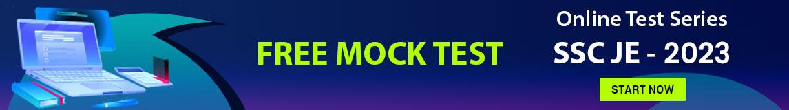 Student Mock Test