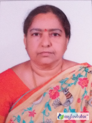 Home Tutor Jayalakshmi K 560037 Tf3543910013000